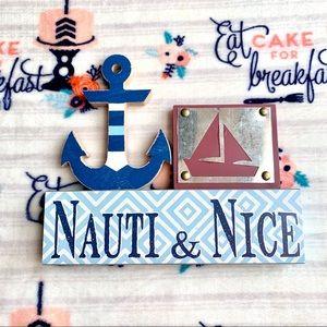 Other - ⚓️ Nauti & Nice Nautical Christmas Decor ⚓️